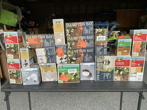 Lights outdoors &indoors for Sale in Bakersfield, CA