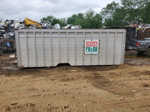 Livestock aluminum truck body for Sale in Philadelphia, PA