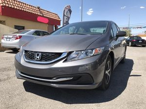 2015 Honda Civic only $11,000!!! for Sale in Las Vegas, NV