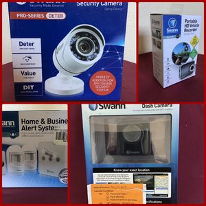 Security Camera's Huge Lot Great Price for Sale in Whittier, CA