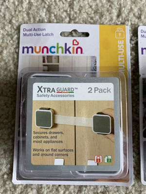 Munchkin Child proofing latch for Sale in Ashburn, VA
