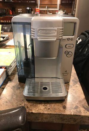 Keurig Cuisinart single coffee maker for Sale in Dearborn, MI