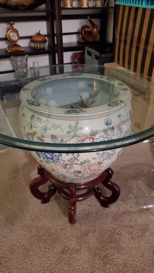 Oriental classic round table 26 inches for Sale in Manassas, VA