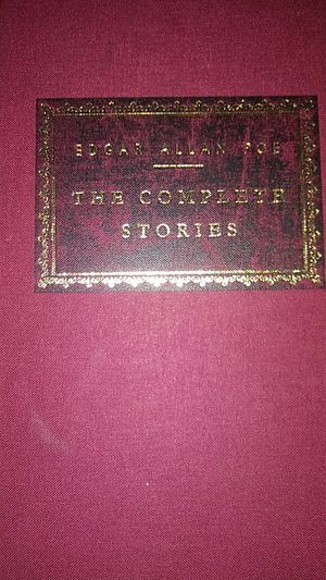 The Complete Stories Edgar Allan Poe for Sale in South Gate, CA