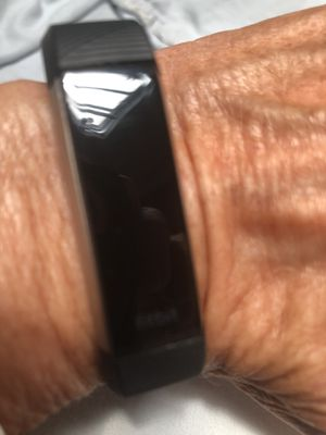 Fitbit with charger for Sale in Dana Point, CA