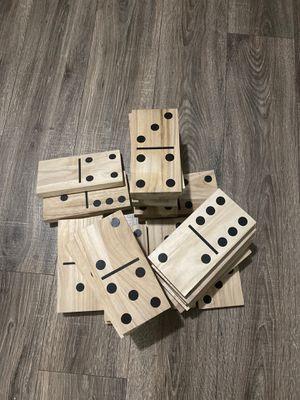 Wood Dominos for Sale in Jurupa Valley, CA