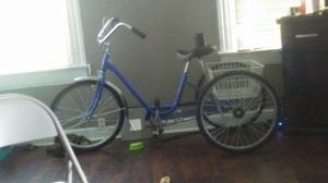 Miami Beach cruiser tricycle not sold yet for Sale in Montgomery, AL
