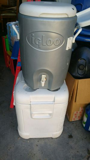Two coolers for Sale in Richmond, VA