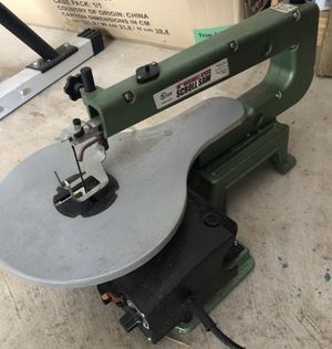 18 inch variable speed scroll saw for Sale in Reynoldsburg, OH