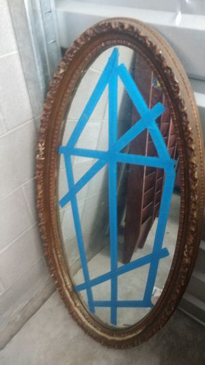 Antique mirror 3' by 2' for Sale in Scottsdale, AZ