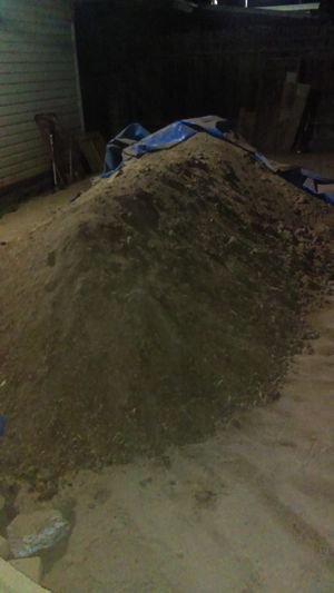 Free dirt for Sale in Manteca, CA