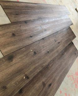 VINYL GLUE DOWN FLOORING $25.90 A BOX NH for Sale in China Spring,  TX