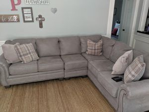 New, lightly used Ashley Furniture sectional couch. MUST GO. OBO for Sale in Marietta, GA