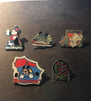 Disney sports and gorilla pin lot for Sale in Tampa, FL