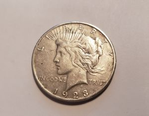 1923 S Peace Dollar 90% Silver for Sale in Amsterdam, NY