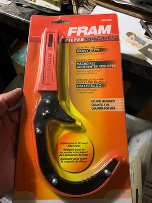 Oil filter wrench for Sale in Riverside, CA