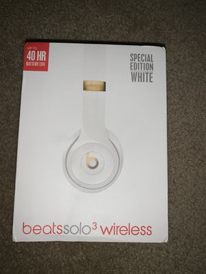 Beats Solo 3 Wireless for Sale in Placentia, CA
