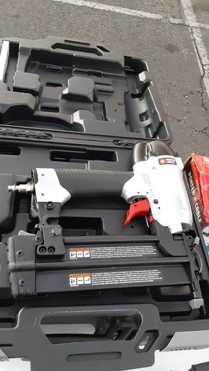 Porter cable nail gun for Sale in Fullerton, CA