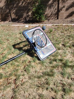 Basketball hoop for Sale in Surprise, AZ