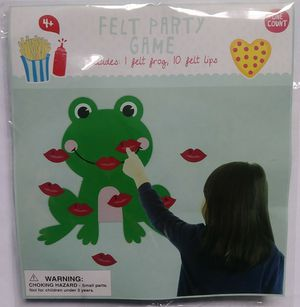 Felt Party Game and Party Hats for Sale in Orlando, FL