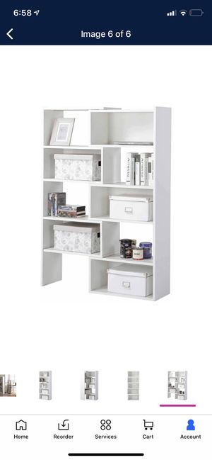 Beautiful storage shelves NEW for Sale in Perris, CA