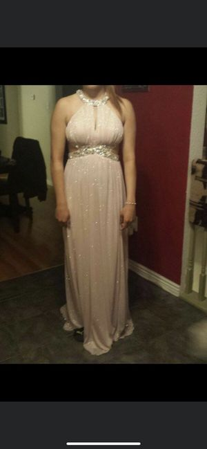Champagne Prom dress for Sale in Lakewood, CO