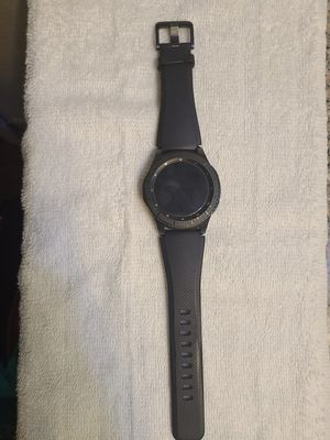 Samsung galaxy watch s3 frontier for give away price for Sale in San Antonio, TX