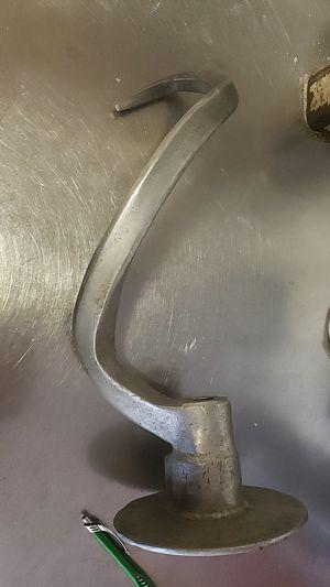 Hobart Spiral dough hook for Sale in Everett, WA