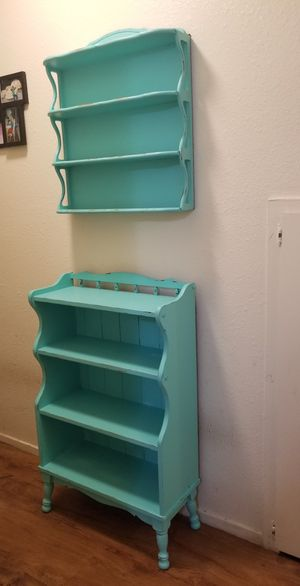 Shelving hutch for Sale in Manteca, CA