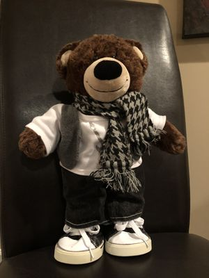 Build A Bear Plush Teddy Bear for Sale in Spring Hill, TN