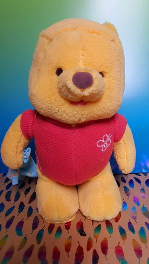 Disney Winnie The Pooh Baby 11 Inch Talking/Walking Toy for Sale in Santa Ana, CA