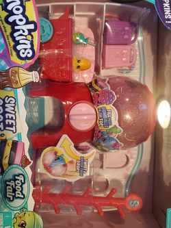 Shopkins Toy Playset New IN Box for Sale in Whittier,  CA