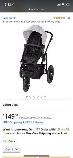 Baby trend stroller for Sale in Pasadena, TX