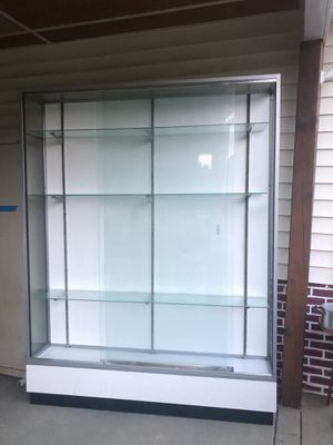 Glass Show Case. for Sale in Wake Forest, NC