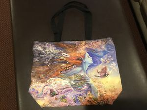 """Josephine Wall """"Spirit of Flight"""" Fairy Tote Bag for Sale in Butler, PA"""