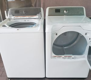 Set Maytag Bravos XL washer and dryer Steam for Sale in Phoenix, AZ