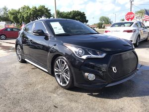2016 hyundai veloster for only $500 downpayment out the door!!!!! for Sale in Winter Haven, FL