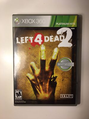 Left 4 Dead 2 Xbox 360 for Sale in Hayward, CA