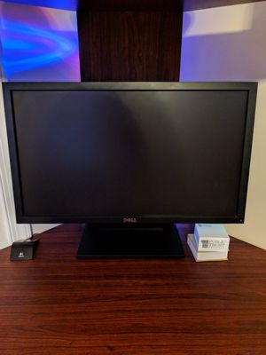 23 inch Dell Monitor E2311Hf for Sale in Gaithersburg, MD