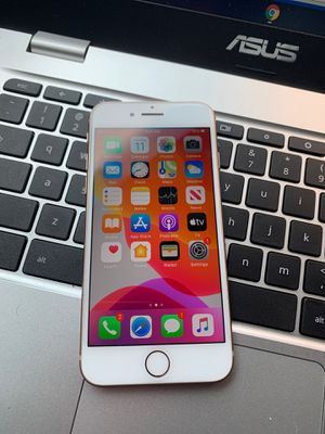 IPhone 8 Factory Unlocked Clean IMEI 64 gig read and watch carefully ash pick up please no shipping Bronx b for Sale in The Bronx, NY