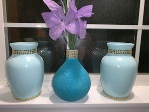 Beautiful Flower Vases for Sale in Sterling, VA