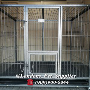 """NEW! 50"""" Plastic Floor Grid Heavy-Duty Dog Cage (Kennel) (Crate) for Sale in Colton, CA"""