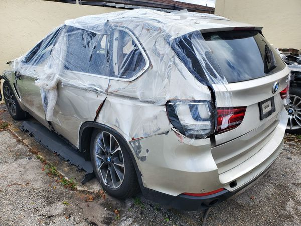 2016 bmw x5 f15 for parts for Sale in Hollywood, FL - OfferUp