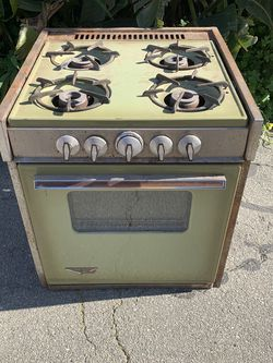 1971 Classic Trailer Stove for Sale in Watsonville,  CA