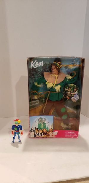1999 Barbie Wizard of Oz Ken Scarecrow for Sale in Buena Park, CA