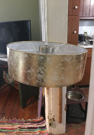 Round gold light for Sale in Sharpsburg, MD
