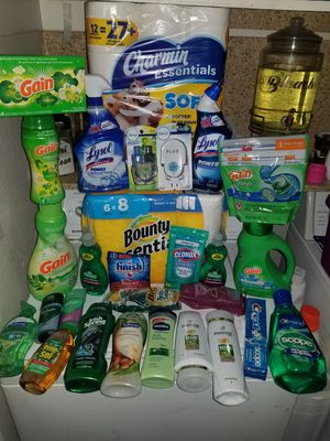 gain laundry bundle for Sale in Stockton, CA