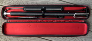 Specialized Bike Pump w/Case and Detachable Handle for Sale in Portland, OR