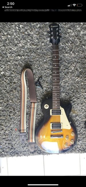 Epiphone guitar 180 $ for Sale in San Jose, CA
