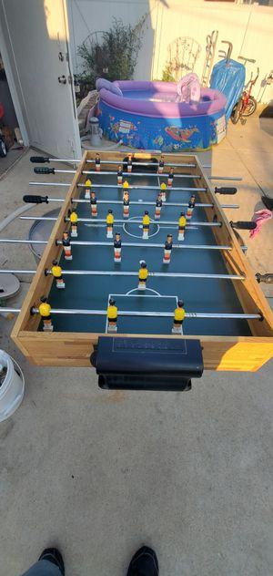 Footsball table for Sale in Chicago, IL